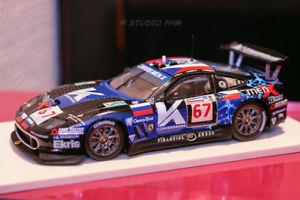 【送料無料】模型車 モデルカー スポーツカー フェラーリコンヴァースルマンチームferrari f550 n67 convers menx team 24h du mans 2006 143 phm exclusiv no bbr