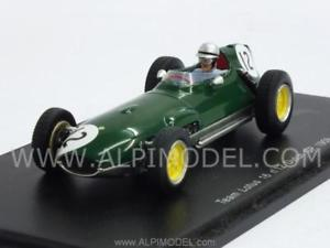 【送料無料】模型車 モデルカー スポーツカー ロータス#グランプリオランダイネススパークlotus 16 12 gp netherlands 1959 innes 143 spark s1837