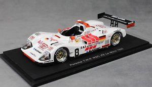 【送料無料】模型車 モデルカー スポーツカー スパークポルシェルマンマティーニspark porsche twr wsc le mans 1996 alboreto martini theys s4179 143