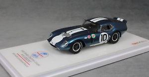 【送料無料】模型車 モデルカー スポーツカー スケールシェルビーデイトナクーペボンネビルランドスピードレコードtruescale shelby daytona coupe bonneville land speed record 1965 breedlove 143