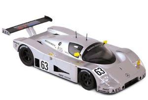 【送料無料】模型車 モデルカー スポーツカー メルセデスフランスnorev 118 saubermercedes c9 winner france 24h 1989 nv183442