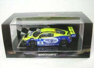 【送料無料】模型車 モデルカー スポーツカー アウディニュルブルクリンクaudi r8 lms ultra 16 24h nrburgring 2013 143