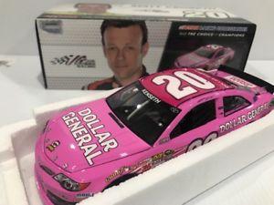 【送料無料】模型車 モデルカー スポーツカー #マットピンクドル2013 20 matt kenseth pink dollar general