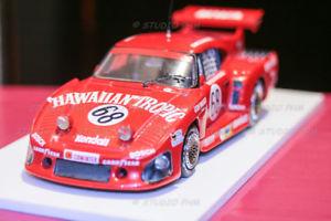 【送料無料】模型車 モデルカー スポーツカー ポルシェレーシングアソシエイツアメリカルマンporsche 935 k3 n68 racing associates inc usa 24h du mans 80 143 phm exclusiv