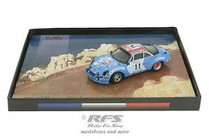 【送料無料】模型車 モデルカー スポーツカー ルノーアルパインツールドコルスラリーヘンリーalpine renault a110 rallye tour de corse 1975  henry 143 trofeu lma 08