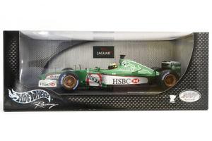 【送料無料】模型車 モデルカー スポーツカー ジャガーコスワースホットホイール#ペドロデラロサjaguar r2 cosworth 2001, hot wheels 118, 19 pedro de la rosa, versiegelte ovp
