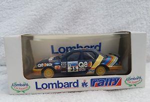 【送料無料】模型車 モデルカー スポーツカー フォードシエラコスワースエンジンロンバードラリーエヴァンスmotor pro 143 ford sierra cosworth 4x4 1990 lombard rac rally evansdavies