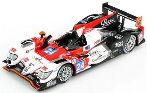 【送料無料】模型車 モデルカー スポーツカー ローブレーシング#ルマンoreca 03r nissan sebastien loeb racing 24 le mans 2014 143 s4210