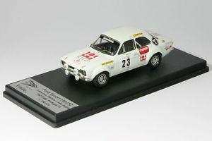 【送料無料】模型車 モデルカー スポーツカー フォードエスコートサントスポルトガルラリー143 ford escort mk i 1600 tc santos rallye portugal 1973 trofeu rral 014