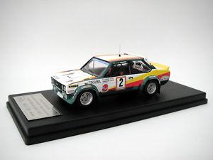 【送料無料】模型車 モデルカー スポーツカー フィアットアバルトカルダンヴィラデヒホンラリー143 fiat 131 abarth  cardin rallye villa de gijon 1981 trofeu pm r 006