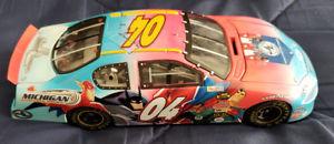 【送料無料】模型車 モデルカー スポーツカー リーグチームキャリバー#justice league team caliber 2004 nascar 124 amp; 164 4 complete jla car