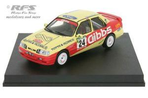 【送料無料】模型車 モデルカー スポーツカー フォードシエラコスワースポルトガルラリーペレスford sierra rs cosworth 4x4 rallye portugal 1991 peres 143 trofeu mp 223