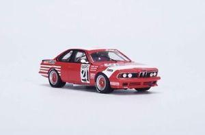 【送料無料】模型車 モデルカー スポーツカー スパークスパコックハイヤーsb064 spark 143bmw 635 csi n21 winner 24h spa 1983 ttassinahahnehheyer