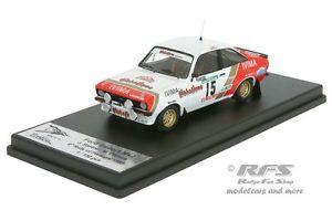 【送料無料】模型車 モデルカー スポーツカー フォードエスコートポルトガルラリーサントスford escort rs 1800 mkii rallye portugal 1983 santos 143 trofeu rral 042