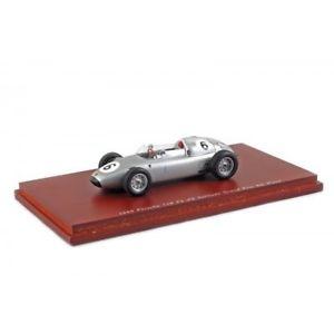 【送料無料】模型車 モデルカー スポーツカー モデルポルシェグラハムヒル#tsm model 143 porsche 718 f2 6 graham hill solitude gp 1960