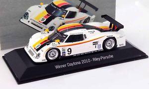 【送料無料】模型車 モデルカー スポーツカー ポルシェライリー#デイトナporscheriley 9 winner 24h daytona 2010 143 spark