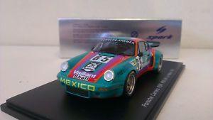 【送料無料】模型車 モデルカー スポーツカー スパークポルシェカレラ#バイヤンスケールspark porsche 911carrera rsr 65 vaillant 1975 143 scale  s3429 s