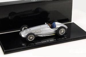 【送料無料】模型車 モデルカー スポーツカー メルセデスベンツシルバーmercedesbenz w 154 w 163 jahr 1939 silber 143 spark
