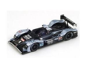 【送料無料】模型車 モデルカー スポーツカー スパークレーシングルマンspark s2535 143 hpd arx 01 d 42 strakka racing le mans 2011
