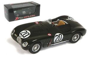 【送料無料】模型車 モデルカー スポーツカー ジャガー#ルマンウォーカーホワイトヘッドスケールbrumm r356 jaguar xk120c 20 le mans winner 1951 walkerwhitehead 143 scale