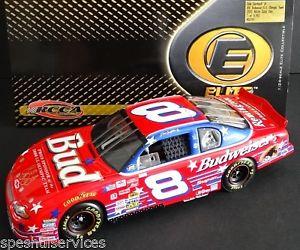 【送料無料】模型車 モデルカー スポーツカー デイルアーンハートジュニアバドワイザーエリートオリンピックチームdale earnhardt, jr 8 budweiser 124 elite 2000 rookie olympic team mc 45074992