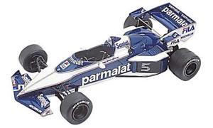 【送料無料】模型車 モデルカー スポーツカー モデルキットブラバムヨーロッパフォーミュラモデルキットtameo model kits 143 tmk010 brabham bt52 european gp formula 1 model kit
