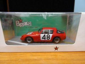 【送料無料】模型車 モデルカー スポーツカー オースティンヒーリースプライトルマンスケールbizarre austin healey sprite 1966 le mans 48 143 scale