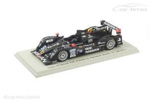 【送料無料】模型車 モデルカー スポーツカー ルマンスパークoreca 03 nissan 24h le mans 2012 panciatici ragues rusinov spark 1