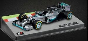 【送料無料】模型車 モデルカー スポーツカー ハイブリッドメルセデスモデルカーコレクションf1 model car collection mercedes f1 w05 hybrid 2014