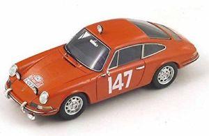 【送料無料】模型車 モデルカー スポーツカー スパークポルシェ#モンテカルロspark s4020 porsche 911 t 147 monte carlo 1965 143