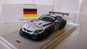【送料無料】模型車 モデルカー スポーツカー スパークグアテマラニュルブルクリンクスケールシングルspark bmw z4 gt3 6th adac 24hr nurburgring 2014 143 scale  sg133 s