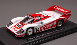 【送料無料】模型車 モデルカー スポーツカー ポルシェ#モデルニュルブルクリンクporsche 956 14 nurburgring 1983 143 model ebbro