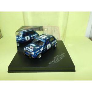 【送料無料】模型車 モデルカー スポーツカー ルノーグラムラリーツールドコルスrenault 5 gr2 rallye tour de corse 1979 j ragnotti vitesse 143 2me