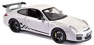 【送料無料】模型車 モデルカー スポーツカー ポルシェグアテマラルピーホワイトnorev 187561 porsche 911 gt3 rs 2010 wei 118 neuovp