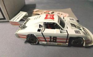 【送料無料】模型車 モデルカー スポーツカー スケールモデルポルシェミラーブレーナードハンドメイドモデルma scale models 143 1984 porsche jlp 4 miller brainerd resin handmade model
