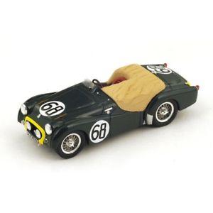 【送料無料】模型車 モデルカー スポーツカー ブルックモーティマーモリスグッドオールtriumph tr2 n68 19th lm 1955 lbrookemortimer morrisgoodall 143 automodelli