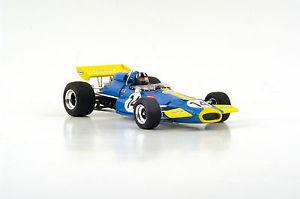 【送料無料】模型車 モデルカー スポーツカー スパークブラバムアフリカグランプリグラハムヒルs4338 spark 143 brabham bt33 n14 south african gp 1971 9th place graham hill