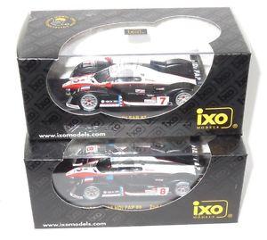 【送料無料】模型車 モデルカー スポーツカー プジョールマンチームプジョートータル#x2 143 peugeot 908 hdi fap le mans 24 hrs 2007 team peugeot total 7 amp; 8