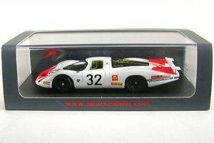 【送料無料】模型車 モデルカー スポーツカー ポルシェルマンporsche 9088 32 lemans 1968 g mitter v elford