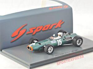 【送料無料】模型車 モデルカー スポーツカー スパークグランプリクリスアーウィン# 143 spark s4795 brm p612, british gp 1967, chris irwin 15