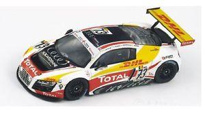 【送料無料】模型車 モデルカー スポーツカー アウディ#スパスパークaudi r8 lms 73 ortellimollekenslemeretverbist spa 2010 spark 143 sb010