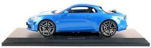 【送料無料】模型車 モデルカー スポーツカー アルパインプレミアエディションnorev 185148 alpine a110 premire edition 2017 blau 118 neuovp