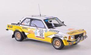 【送料無料】模型車 モデルカー スポーツカー オペルアスコナ#ラリーサンレモネオopel ascona b gr2 18 ceratoguizzardi rally sanremo 1979 neo 143 45241