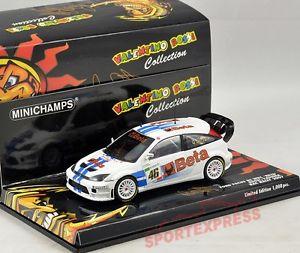 【送料無料】模型車 モデルカー スポーツカー フォードフォーカスラリーモンツァロッシ# 143 ford focus rs wrc, rallye monza 2007, rossi cassina 46