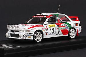 【送料無料】模型車 モデルカー スポーツカー ランサーモンテカルロラリー#lancer evo ii 1995 monte carlo rally hpi 8546 143