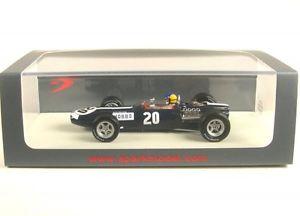 【送料無料】模型車 モデルカー スポーツカー イギリスデビッドホッブズbrm p261 20 british gp 1967 david hobbs