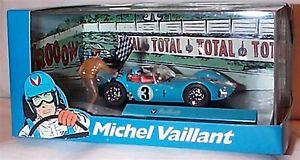 【送料無料】模型車 モデルカー スポーツカー ミシェルバイヤンベイルボックススケールmichel vaillant vaillante  in box 143 scale