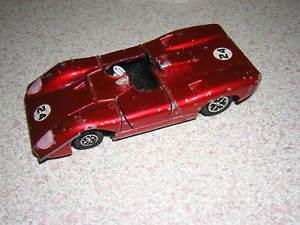 【送料無料】模型車 モデルカー スポーツカー フェラーリ#イングランドドアdinky ferrari 312p 204 dinky toys made in england rarer red doors