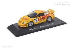 【送料無料】模型車 モデルカー スポーツカー ポルシェグアテマララリードイツスパークporsche 911 996 gt3 deutschland rallye 2001 walter rhrl spark 143