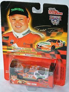 【送料無料】模型車 モデルカー スポーツカー シグネチャーシリーズ#ポンティアックドライバートッドsignature driver series 35 pontiac nascar 1998 * tabasco * todd bodine 164
